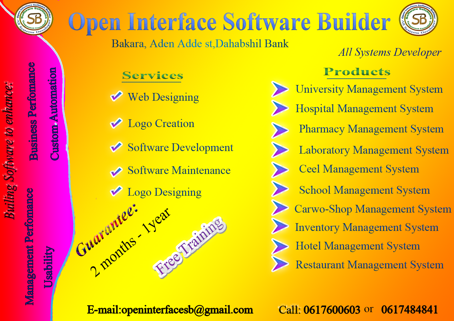 open interface ad5